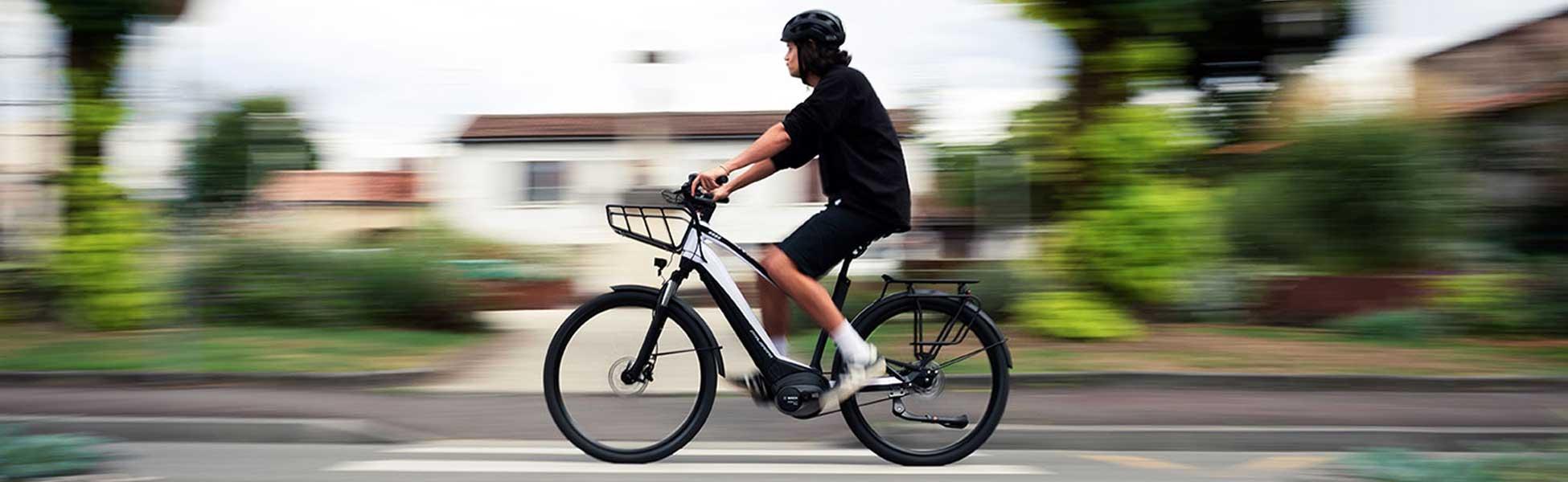 Vélo électrique Sunn URB